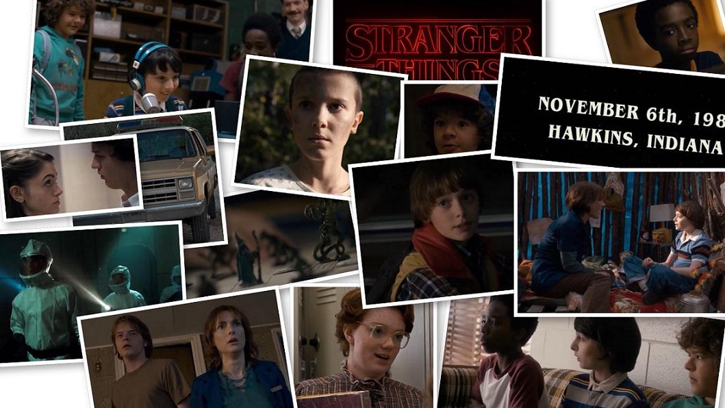 stranger things gençlik dizileri netflix