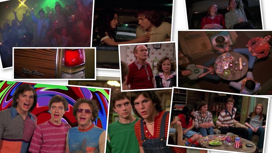 that 70s show gençlik dizileri ashton kutcher mila kunis